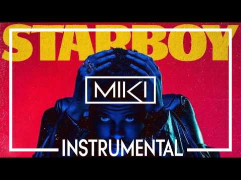 The Weeknd - Starboy [Instrumental]