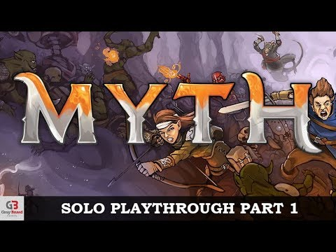 Myth - Part 1 (solo playthrough) [3 characters]