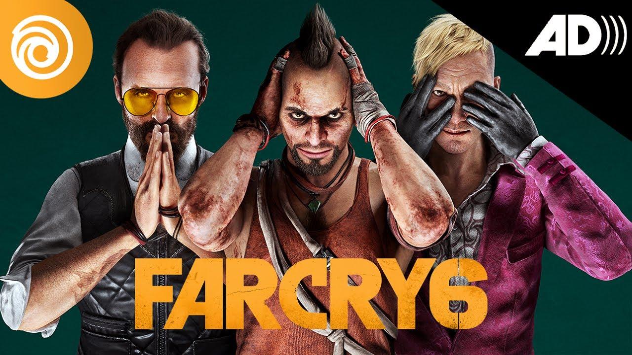 Far Cry 6: Season Pass Trailer | Become The Villain | #UbiForward #AudioDescription