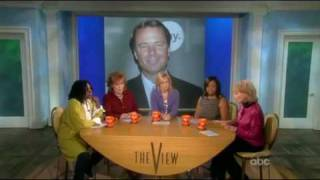 """The View"": Talks about John Edwards Love Affair With Rielle Hunter"