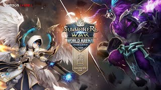 [TH] SWC2018 Asia-Pacific Cup @Tokyo | Summoners War | 서머너즈워 thumbnail