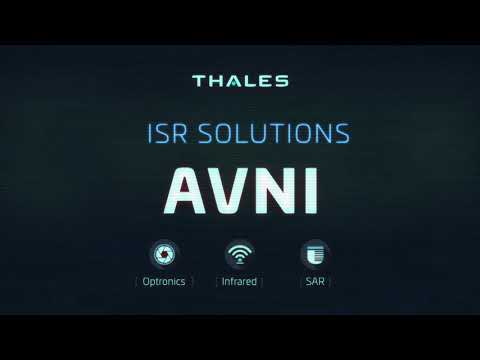 ISR Solutions - Avni: High End, Low Cost Thales
