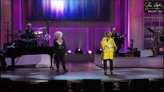 Cyndi Lauper & Patti LaBelle - Reach (Live at the Library of Congress Gershwin Prize 2019)