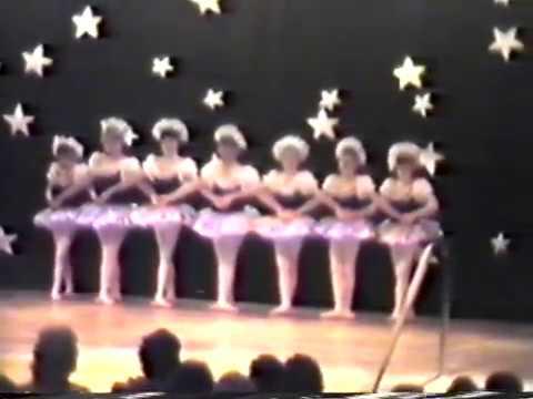 Taras recital 1989