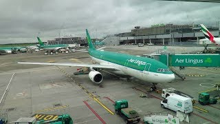 TRIP REPORT | Aer Lingus A330-300 | Dublin to Toronto | ECONOMY CLASS [Full HD]