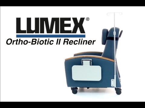 invacare clinical recliner geri chair desk ottoman lumex ortho biotic ii care series fr597 youtube