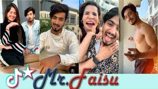 Best of Mr_Faisu_07 (Faisal Shaikh) 💗 Tik Tok India Star - Video Compilation 👍 FUNtastic #33