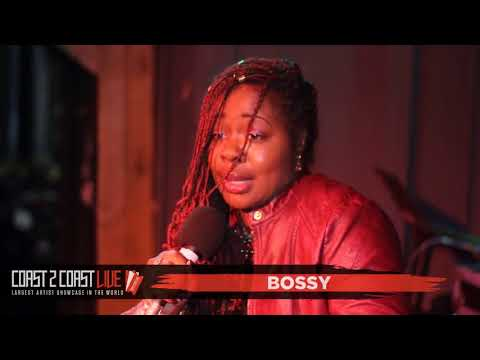 Bossy Performs at Coast 2 Coast LIVE | Cleveland Edition 10/21/17 - 5th Place
