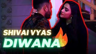 Diwana | Shivai Vyas | Shanky | 10 MILLI | Official Music Video