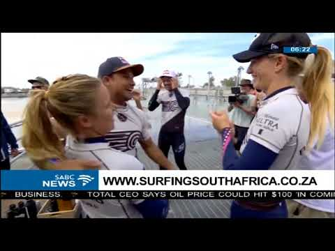 City Surf Series in the spotlight