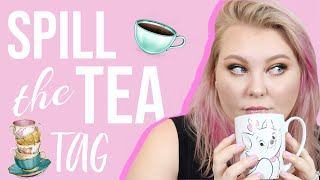 Controversial Videos, Hate Comments & Channel Changes! // Spill the Tea Mini TA! | Lauren Mae Beauty