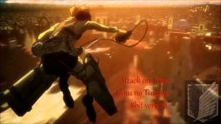 Repeat youtube video Jiyuu no Tsubasa(自由の翼) 8bit version 進撃の巨人 2nd OP