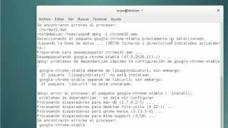 Cómo instalar Google Chrome en Debian- Linuxadictos.com Mp3