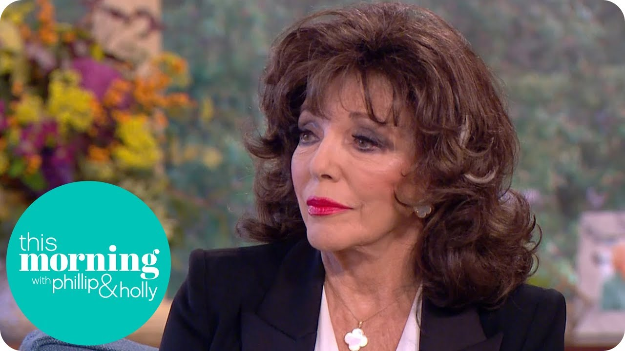 Joan Collins: 'Marilyn Monroe Warned Me About the Wolves in Hollywood' | This Morning