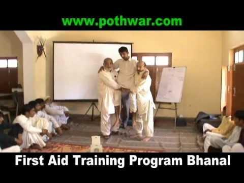 First Aid Training Program Bhanal uc Maniyanda