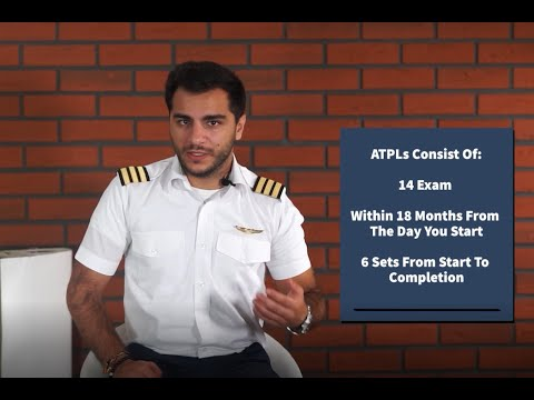 Saif Attari شرح عملية التسجيل مع ATPL EASA