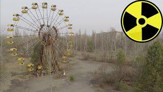 Prypeć Zamknięta Strefa: Loty Dronem Nad Zoną I Eksploracja - Czarnobyl Vog #12