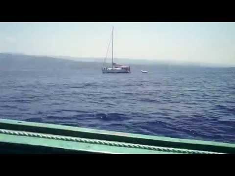 Swordfish hunting, Strait of Messina