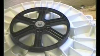 How to Replace Ariston washing machine bearings Fit & Change