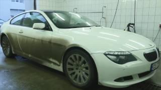 BMW 630i individual мойка