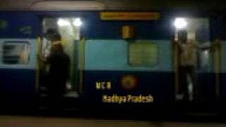 INDIAN RAILWAYS BEST TRAIN ANNOUNCEMENTS EVER WITH SNAPSHOTS (INDORE, MADHYA PRADESH)
