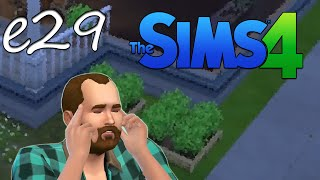 Sims 4 - An Idiot's Playthrough: Gardening (E29)
