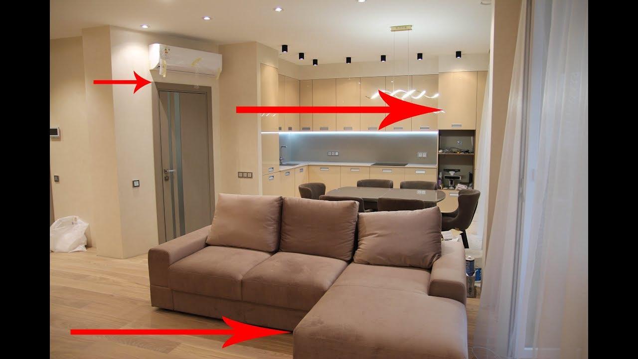 Дизайнерский ремонт без дизайна - возможно? Обзор готовой квартиры в Ньютоне (Челябинск)