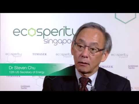 Dr. Steven Chu, 12th U.S. Secretary of Energy
