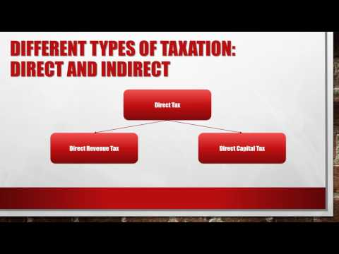 E-Factory: Introduction to the UK tax system