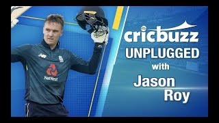 Conscious decision to not get into 2019 IPL auction - Jason Roy on Cricbuzz Unplugged