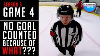 No Goal Counted Because Of What??? | GoPro Hockey Goalie