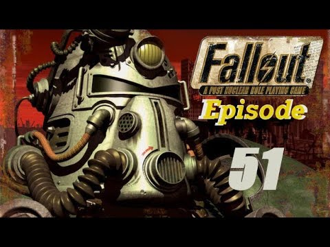 Fallout 1 - Episode 51 - The Glow |