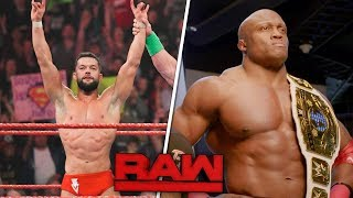 WWE Raw 14/01/2019 |  REVIEW