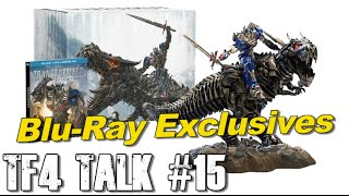 Transformers Age of Extinction Blu-Ray Exclusives - [TF4 Talk #15]