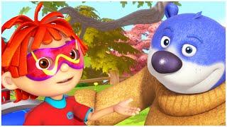 Rouzin Svet   Компилација 2 пуне епизоде   Цртани филм за децу    најбољи пријатељ