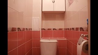 Ремонт в туалете фото