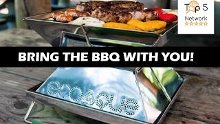 TOP 5 Portable Charcoal Grills