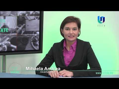 TeleU: Codrin Tocuț la Drumul spre sănătate
