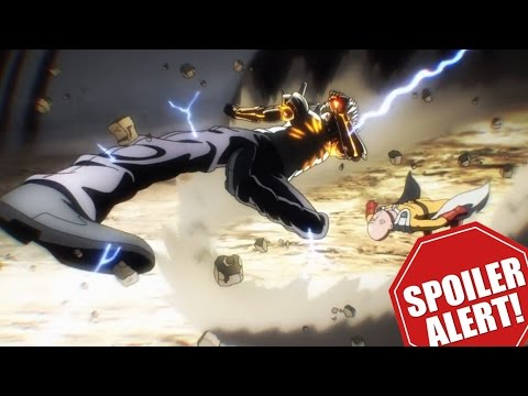 Saitama vs Genos   One Punch Man