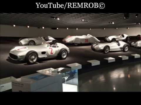Mercedes Benz Museum Stuttgart, Germany