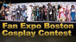 MASTER OF COSPLAY CONTEST 2018 - Fan Expo Boston (Originally Boston Comic Con) Panasonic GH5