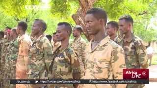 CCTV - AMISOM Steps Up Somali Soldier Training - አሚሶን የሱማሌ ወታደሮችን በማሰልጠን ላይ ይገኛል::