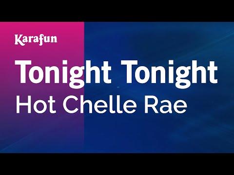 Karaoke Tonight Tonight - Hot Chelle Rae *
