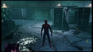 Spider-Man PS4 into the tonyverse part 4000