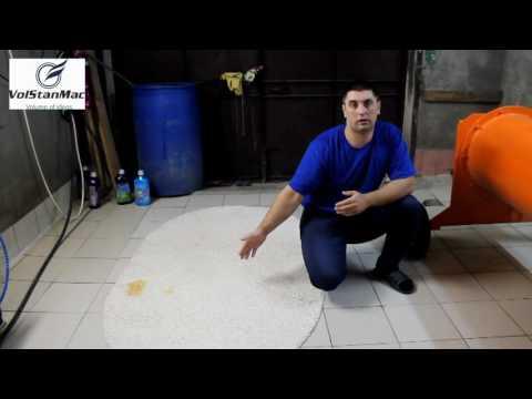 Стирка ковров с большим ворсом в Гомеле часть 1