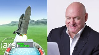 Astronaut Scott Kelly teaches orbital mechanics with Kerbal Space Program | Ars Technica