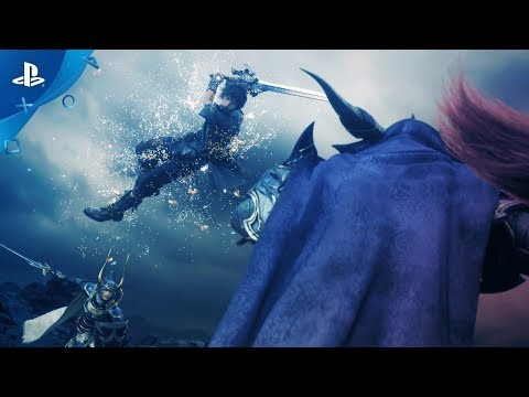 DISSIDIA FINAL FANTASY NT – Jump Festa Trailer | PS4