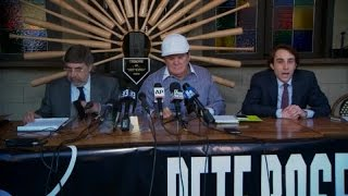 Pete Rose news conference after Baseball rejects his bid for reinstatement