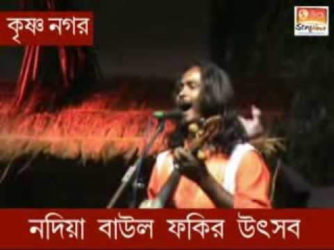 Nadia Baul Fakir Utsab began at Public library ground in Krishnanagar on Friday