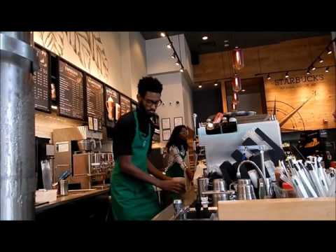Review Starbucks National Harbor: Excellent Coffee, Service